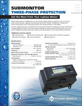 M1470 SubMonitor Data Sheet 11-07.indd